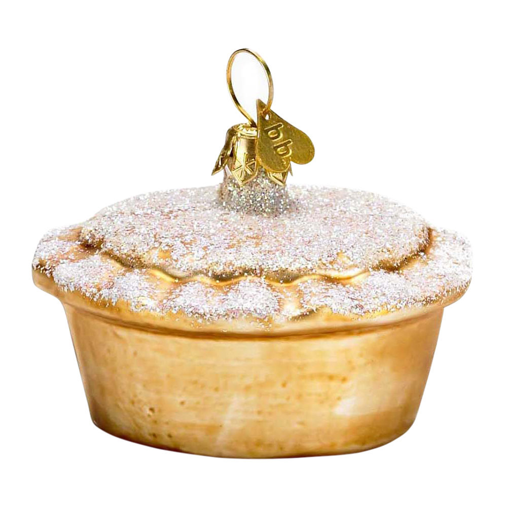 Bombki - Little Mince Pie Tree Decoration