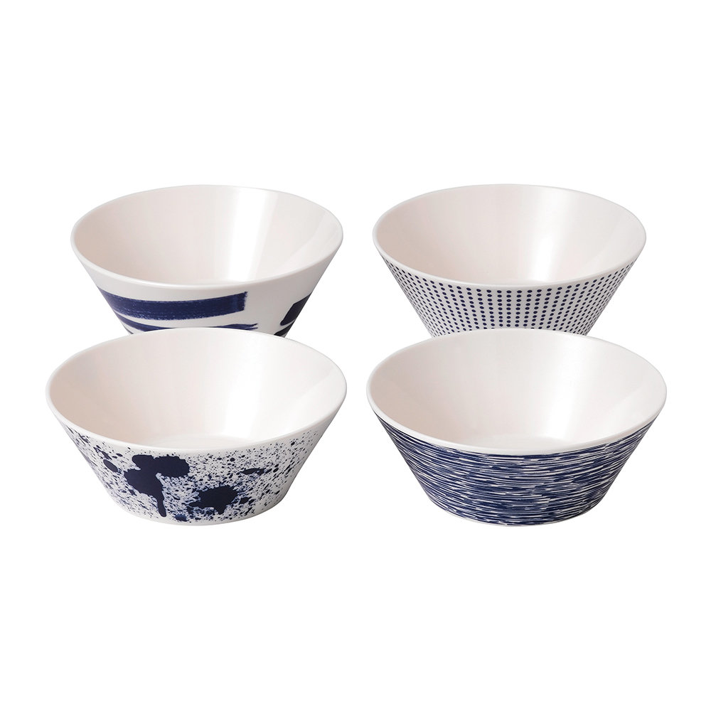 Royal Doulton - Pacific Cereal Bowl - Set of 4