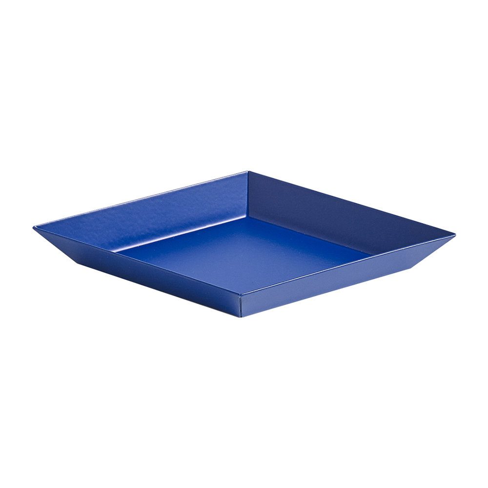 HAY - Kaleido Tray - Extra Small - Royal Blue