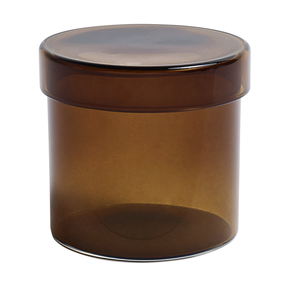 HAY - Brown Container - Small