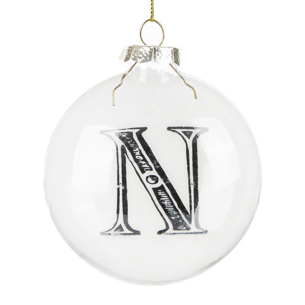Buy a by amara letter tree decoration 39 n 39 amara for Letter n decorations