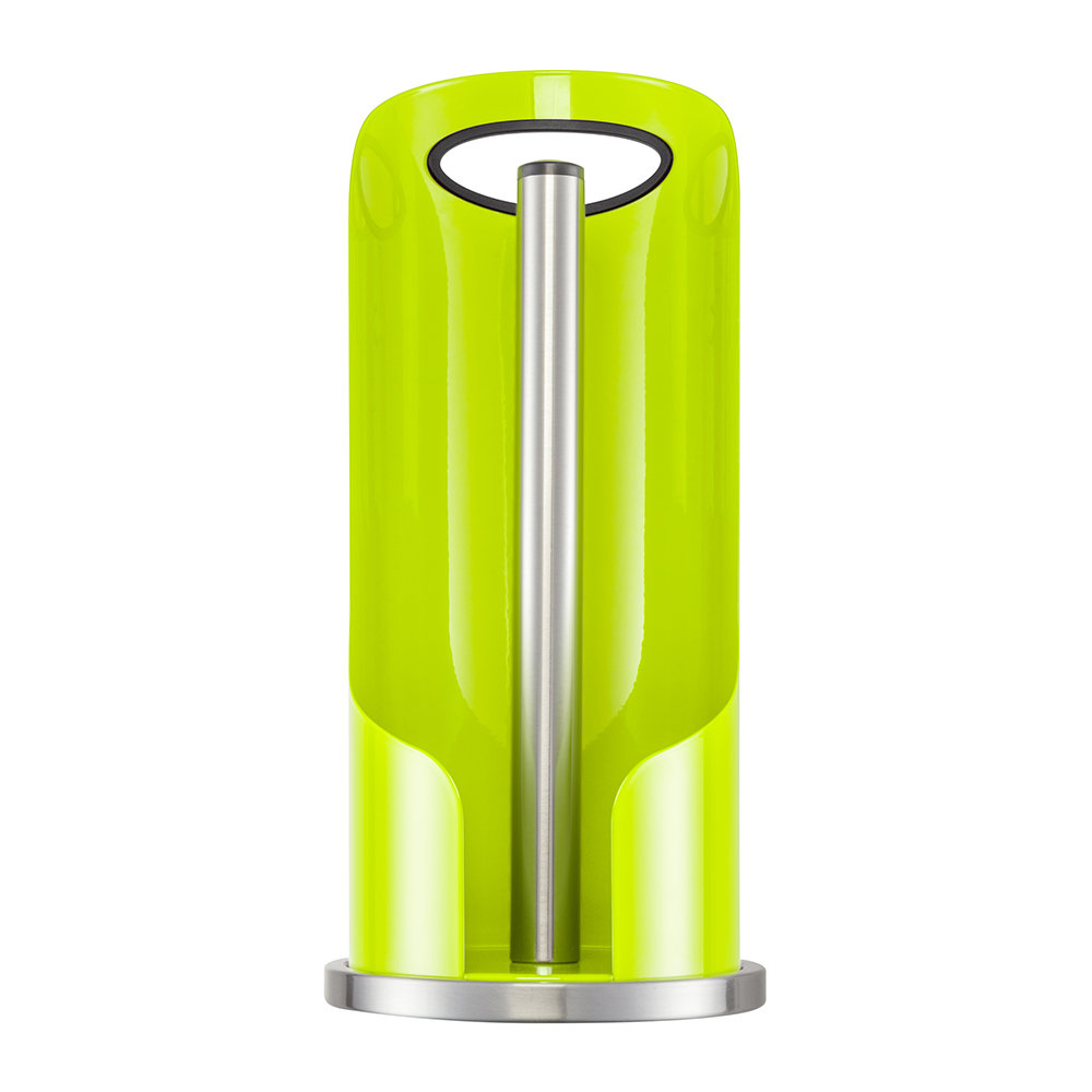 Buy Wesco Kitchen Roll Holder With Handle - Lime Green