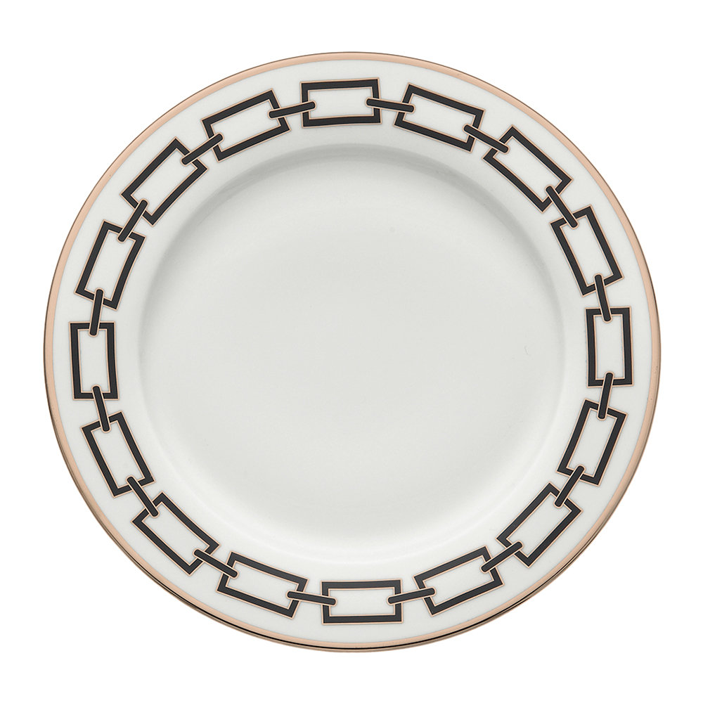 Richard Ginori 1735 - Catene Charger Plate - Nero