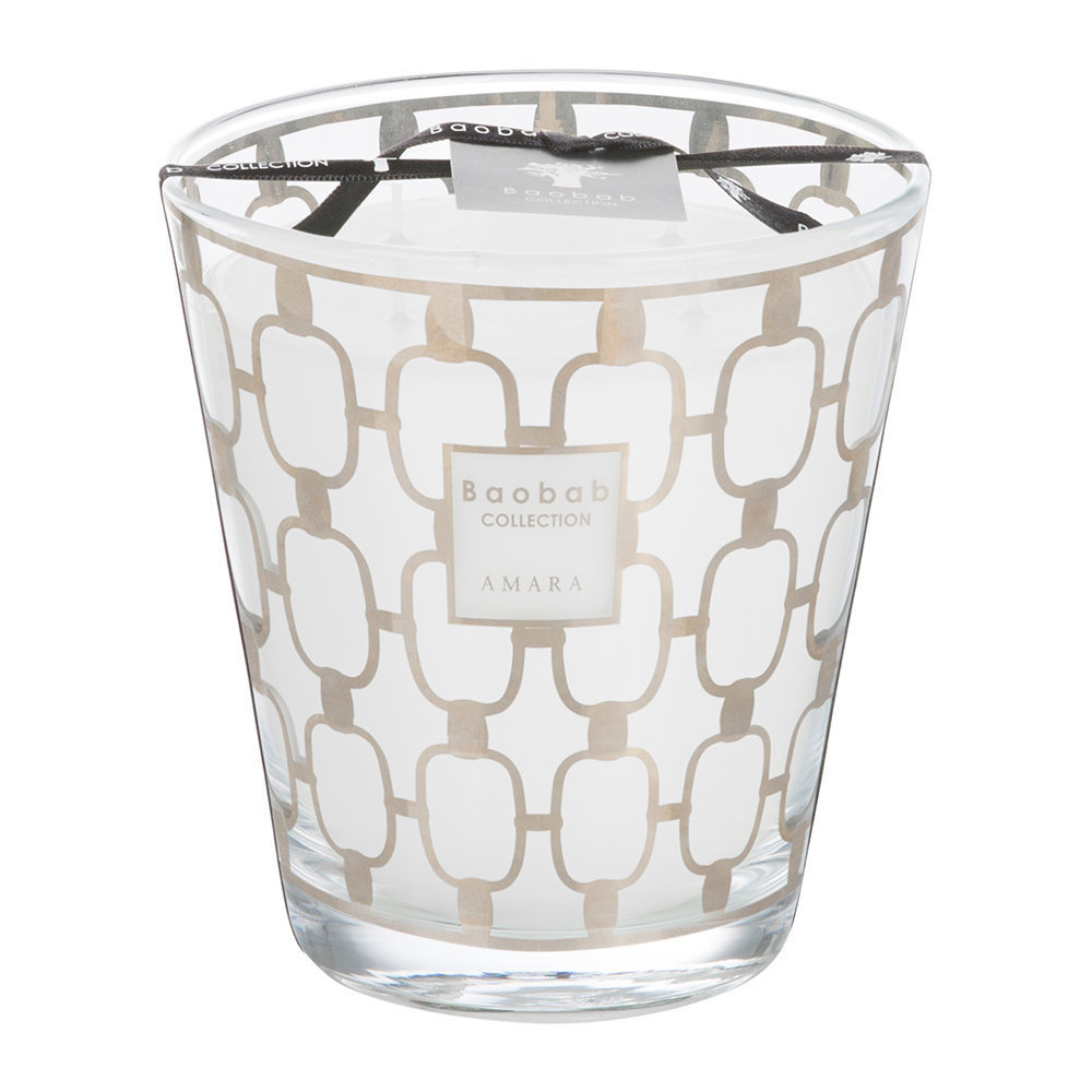 Baobab Collection - Limited Edition Amara Scented Candle - 16cm