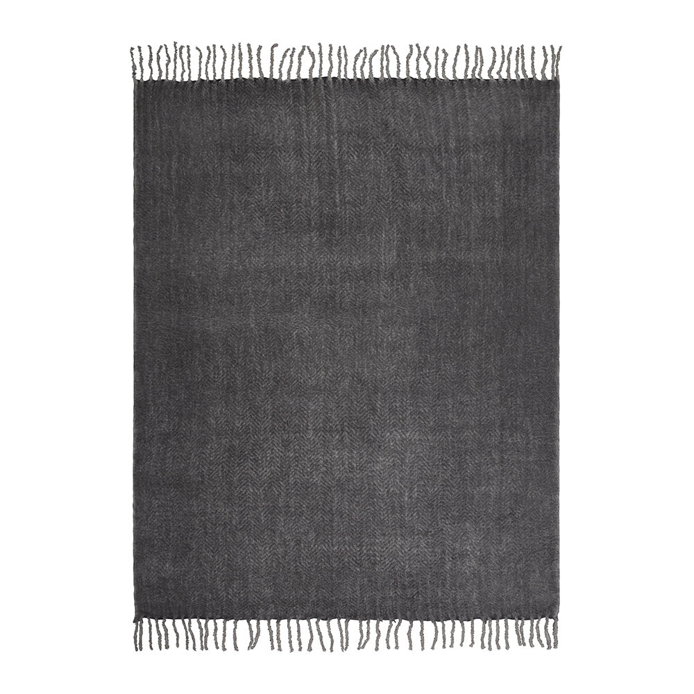 Karl Lagerfeld - Herringbone Throw - 130x170cm