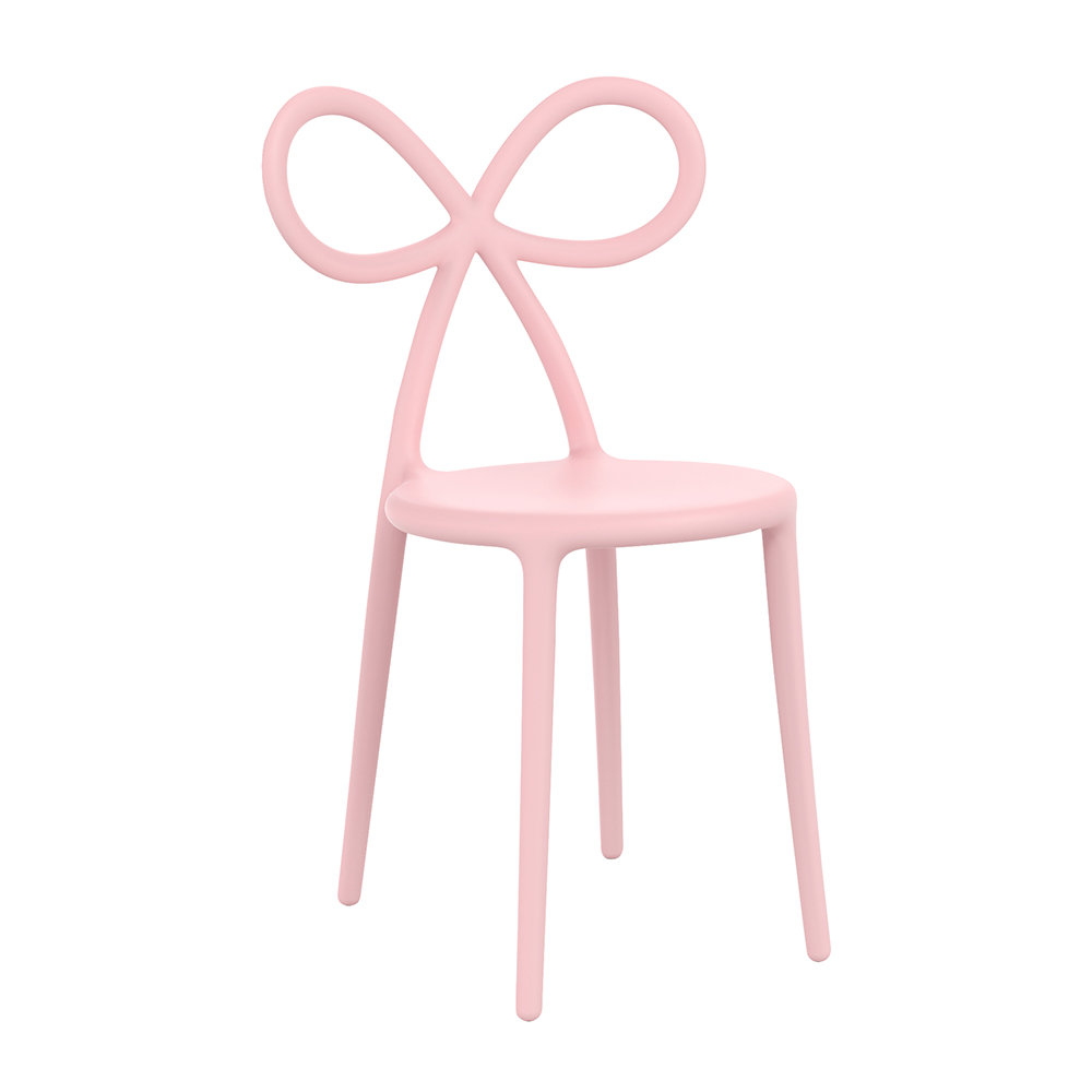 Amazing Buy Qeeboo Ribbon Chair   Pink | Amara