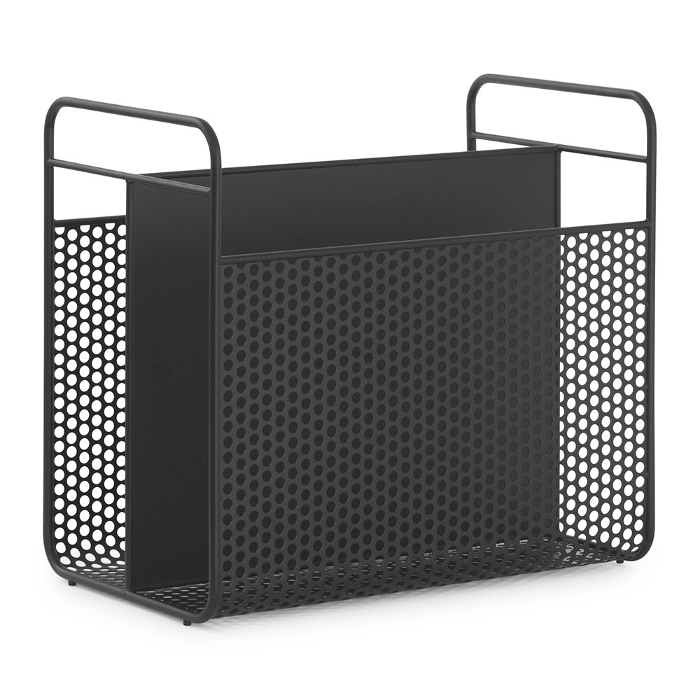 Normann Copenhagen - Analog Magazine Rack - Black