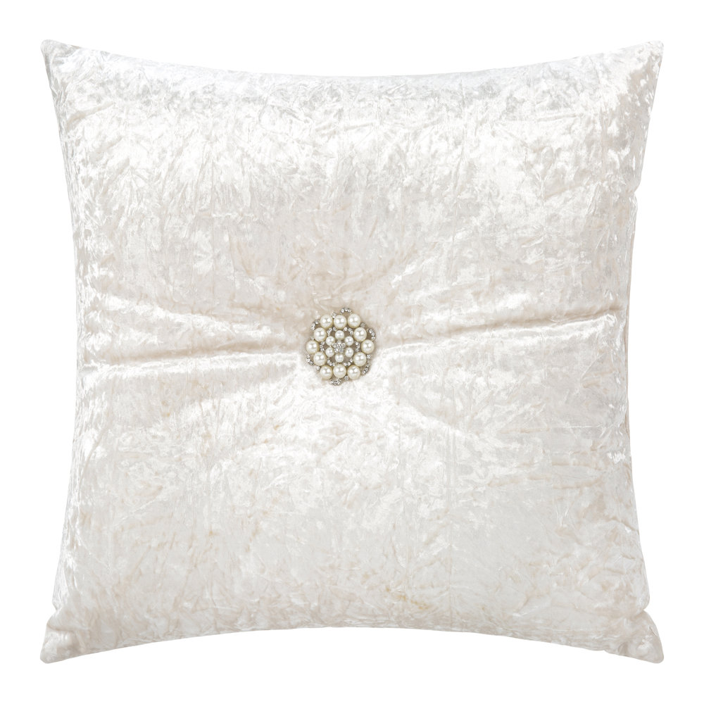 Kylie Minogue at Home  Anya Bed Pillow  50x50cm  Oyster