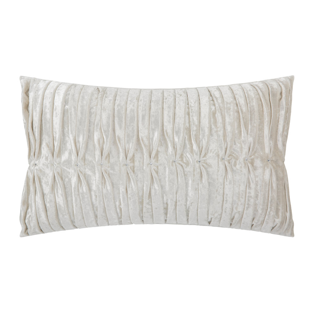 Kylie Minogue at Home  Atmosphere Bed Pillow  30x50cm  Ivory