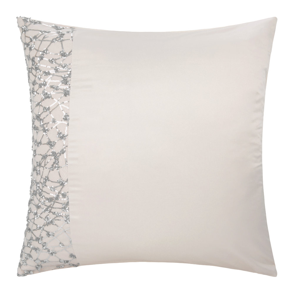 Kylie Minogue at Home  Helene Pillowcase  Nude  65x65cm