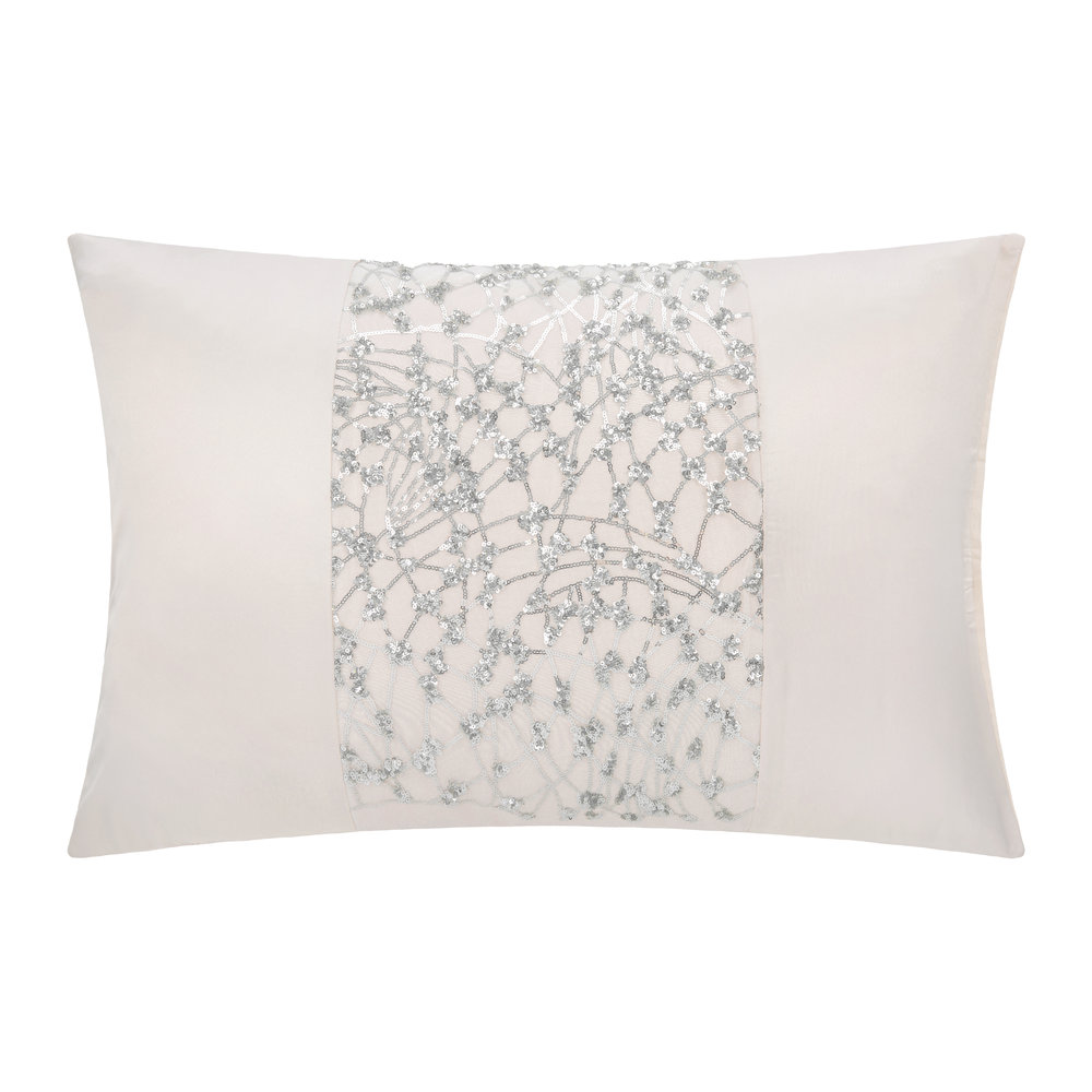 Kylie Minogue at Home  Helene Pillowcase  Nude  50x75cm