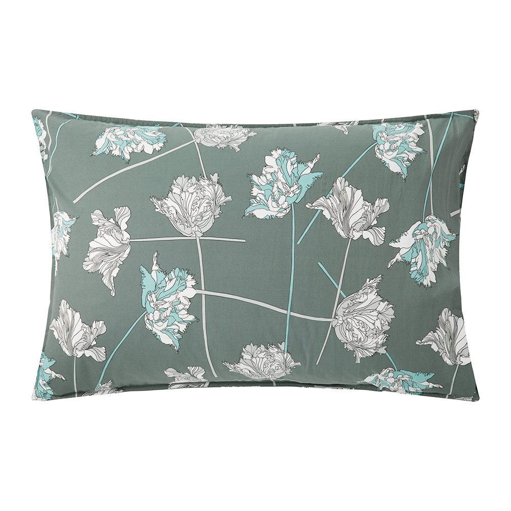 Jigsaw Home - Dancing Tulips Pillowcase - 50x75cm