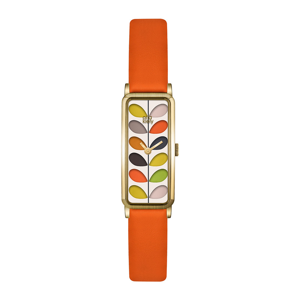Orla Kiely Orla Kiely – Stem Watch – Orange