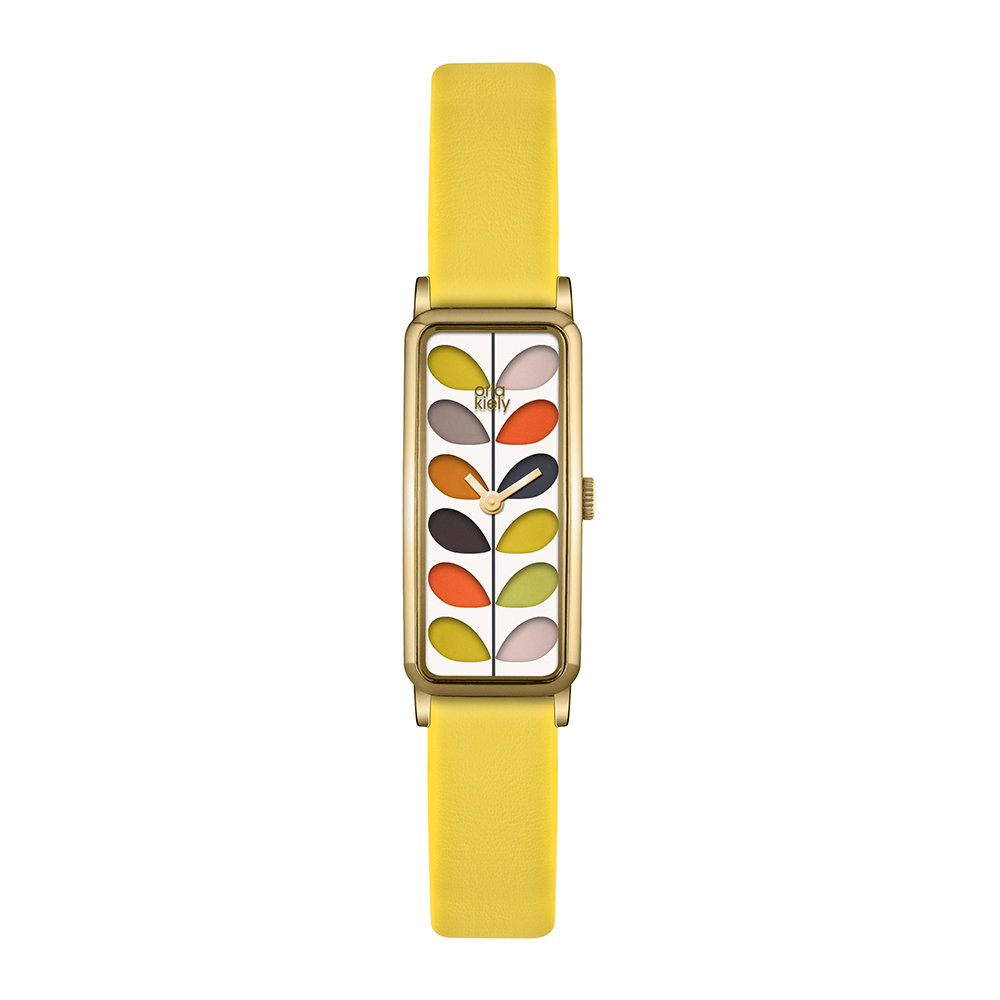 Orla Kiely Orla Kiely – Stem Watch – Yellow