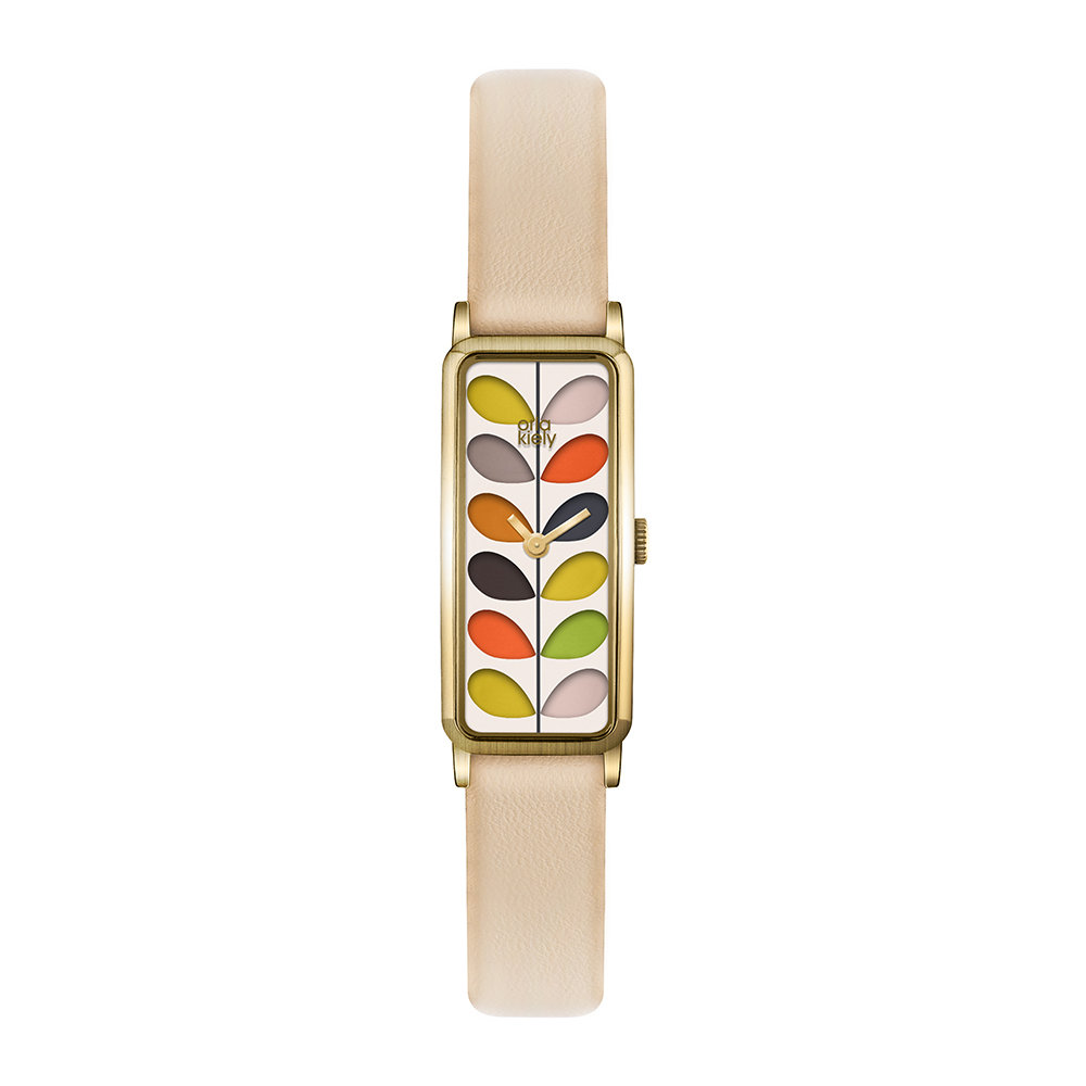Orla Kiely Orla Kiely – Stem Watch – Cream