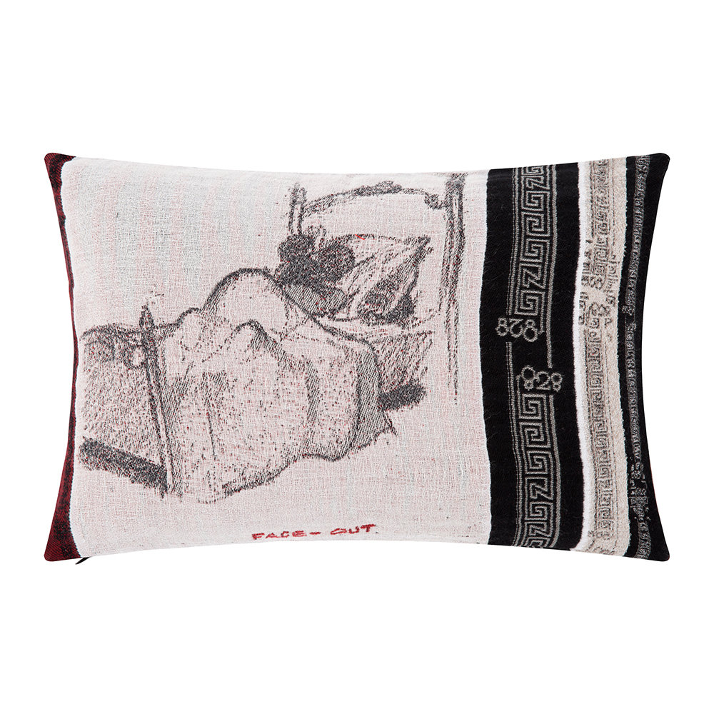 Zoeppritz since 1828  Mickey Mouse Fade Out Cushion  30x50cm