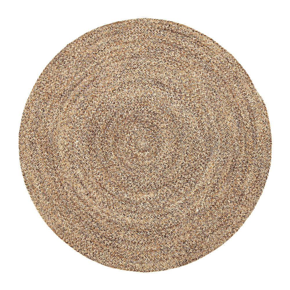 Round Woven Rug Rugs Ideas
