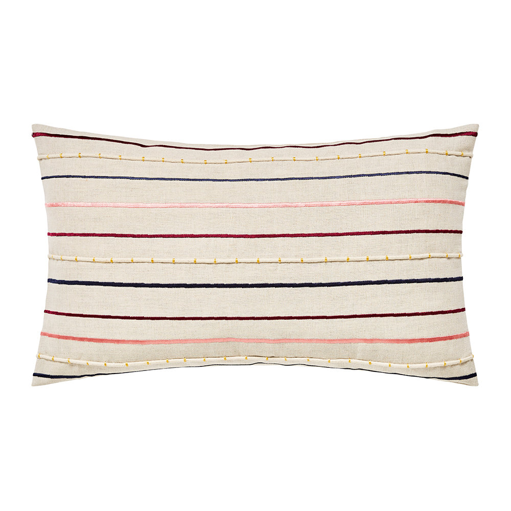 Scion  Eloisa Embroidered Cushion  30x50cm