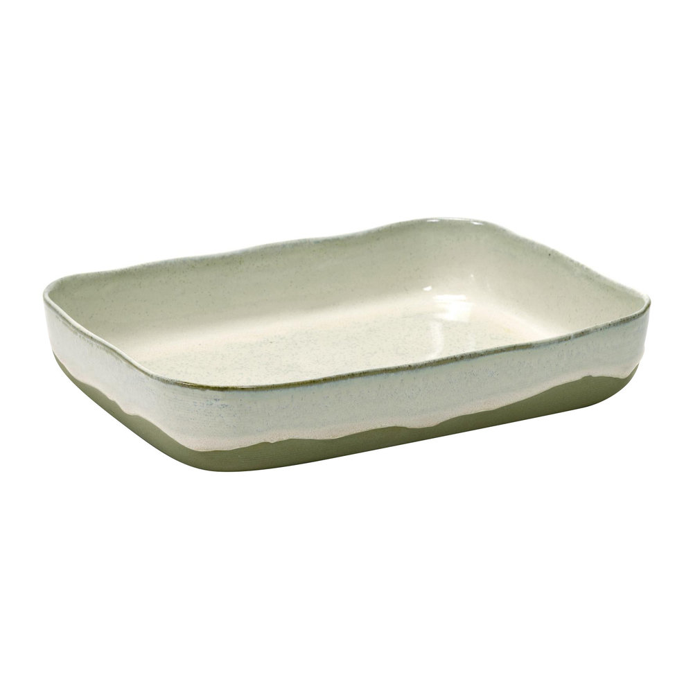 Photo of Serax - Merci No10 Oven Dish - Off White - shop Serax Kitchen & Dining, Bakeware online
