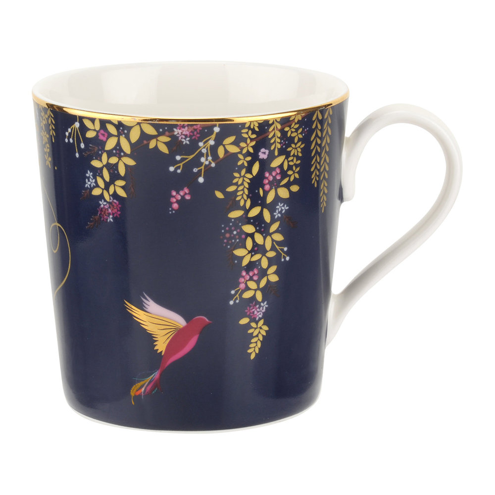 Sara Miller - Chelsea Collection Mug - Navy