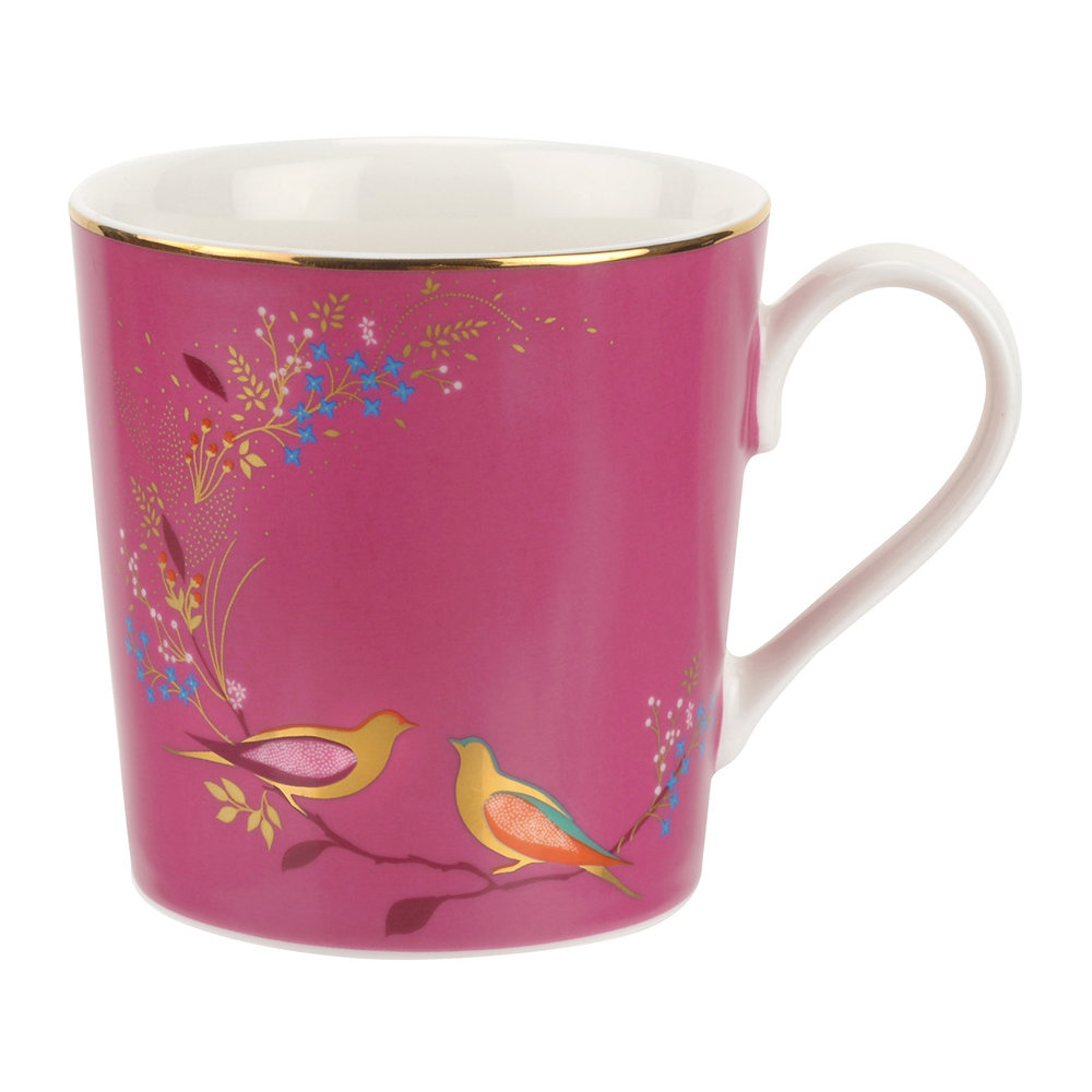 Sara Miller - Chelsea Collection Mug - Pink