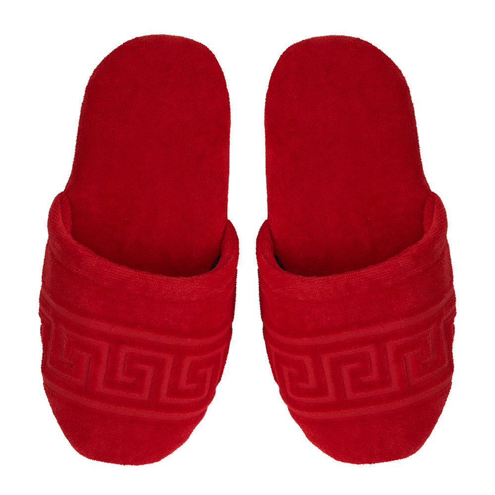 77acdca85d531a Buy Versace Home Men s Medusa Classic Jacquard Slippers - Red