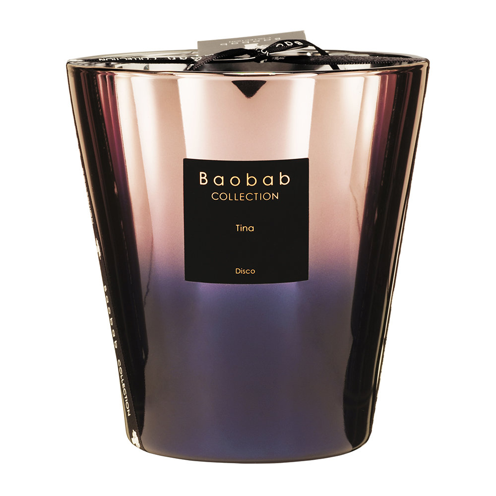 Baobab Collection - Disco Tina Scented Candle - Limited Edition - 16cm