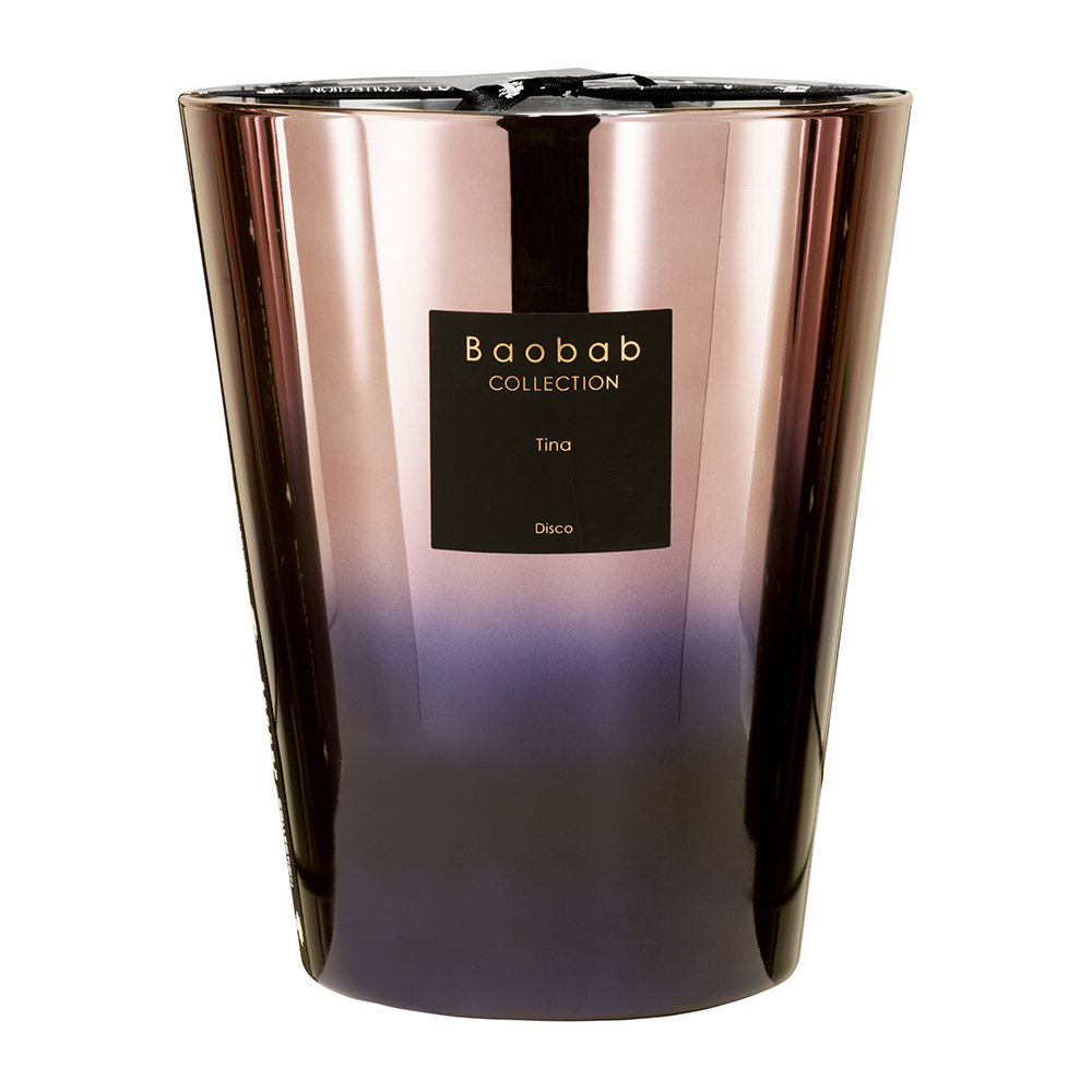 Baobab Collection - Disco Tina Scented Candle - Limited Edition - 24cm