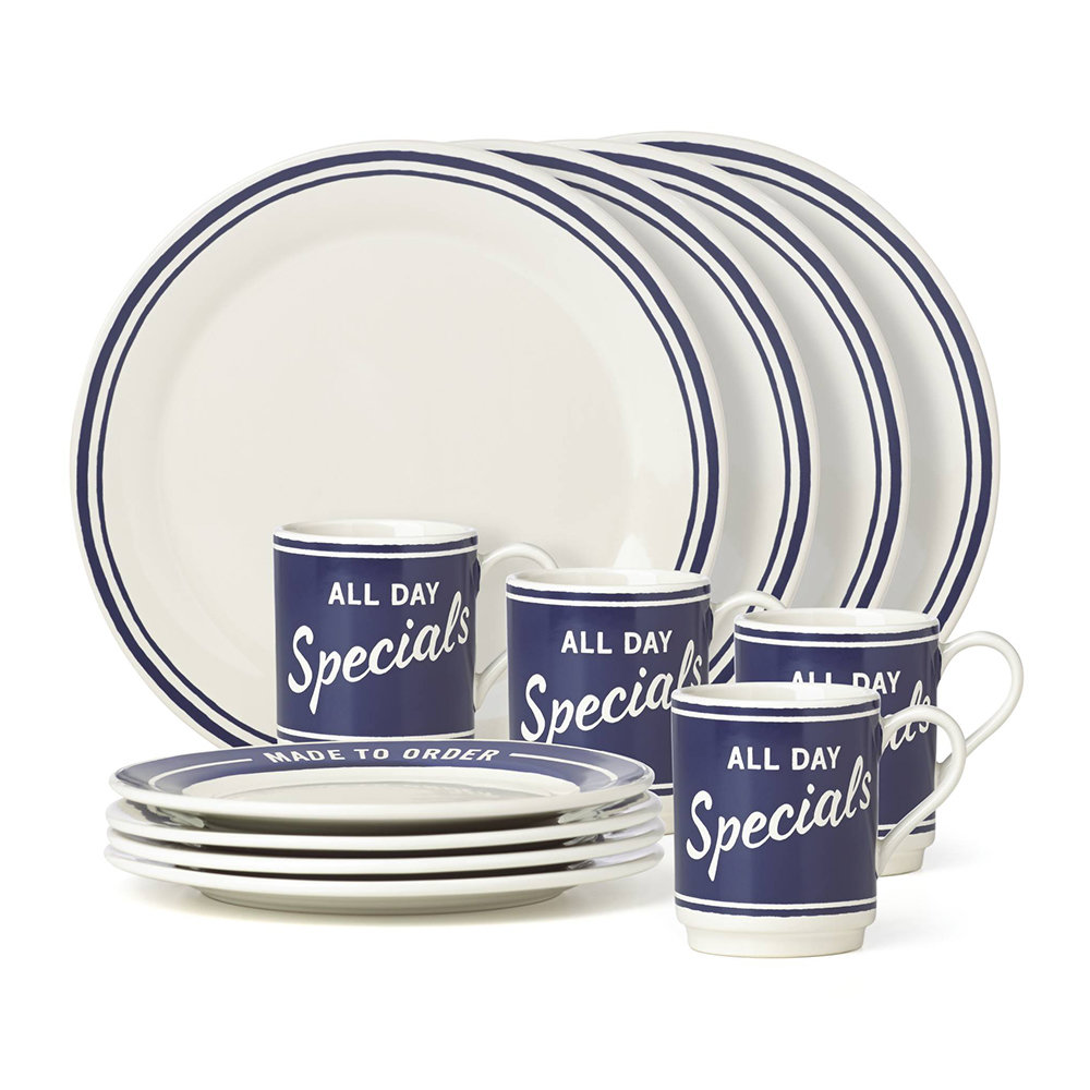 Next  sc 1 st  Amara & Buy kate spade new york Orderu0027s Up Dinner Set - 12 Pieces | Amara