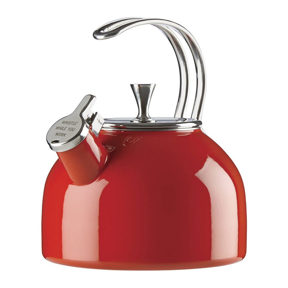 Red Tea Kettle ~ Buy kate spade new york tea kettle red amara