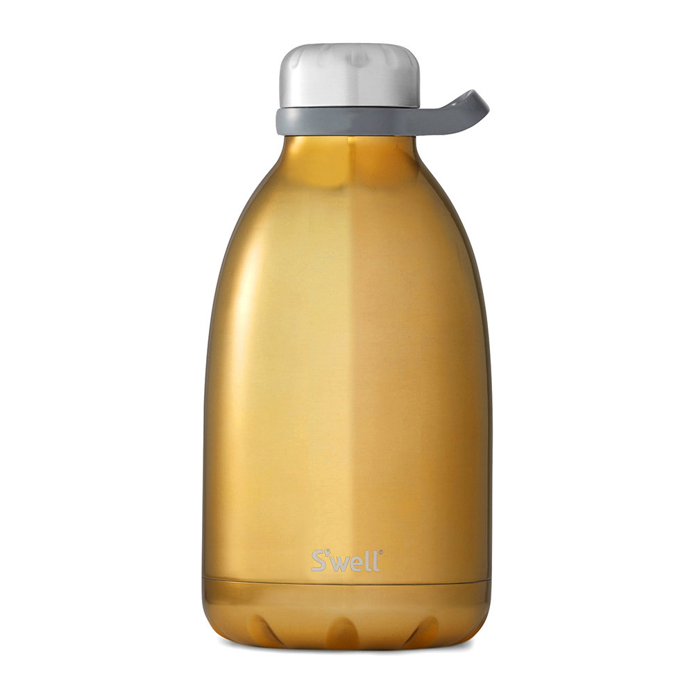 S'well - Roamer Bottle - Yellow Gold - 1.82L
