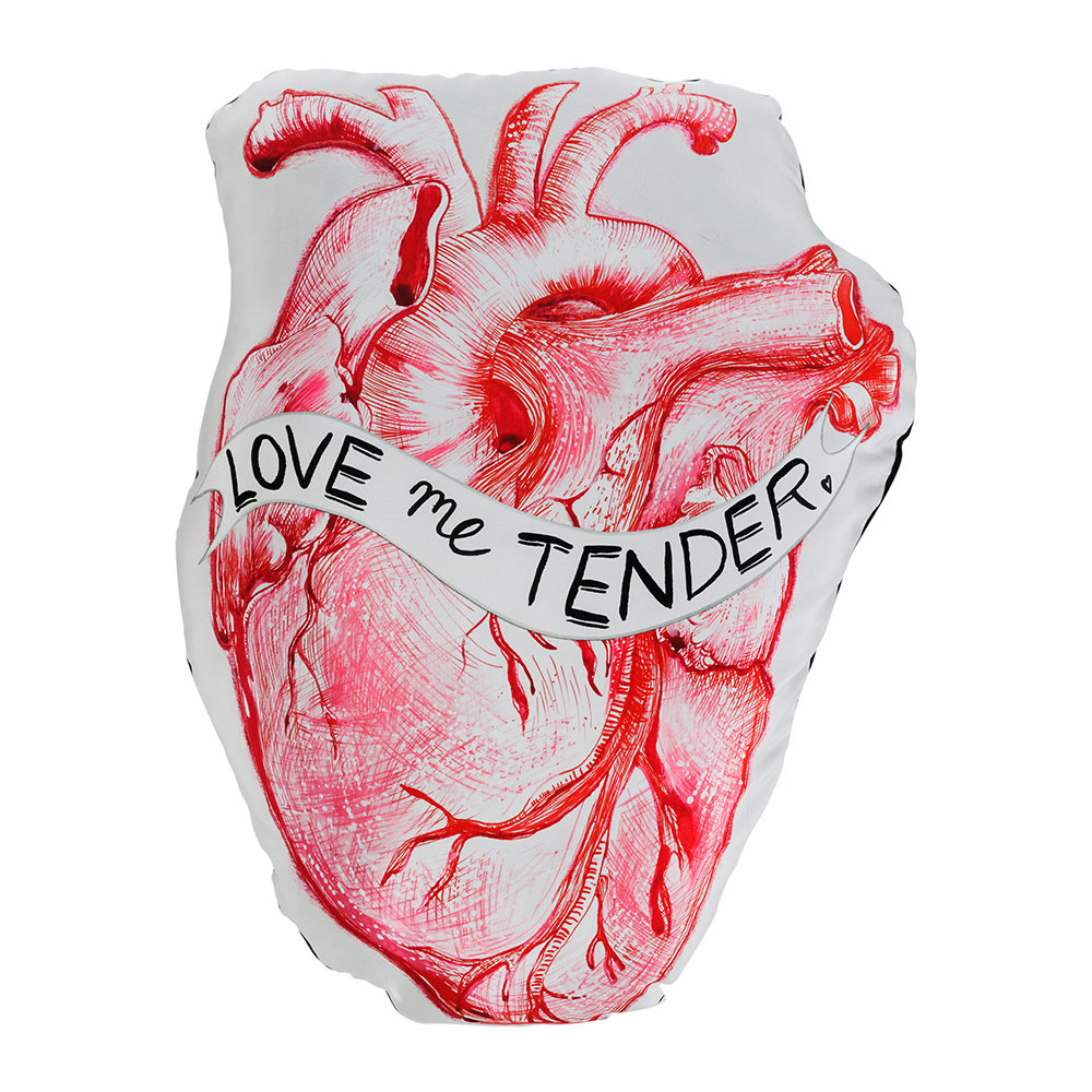 Age of Reason - Love Me Tender Cushion - Large