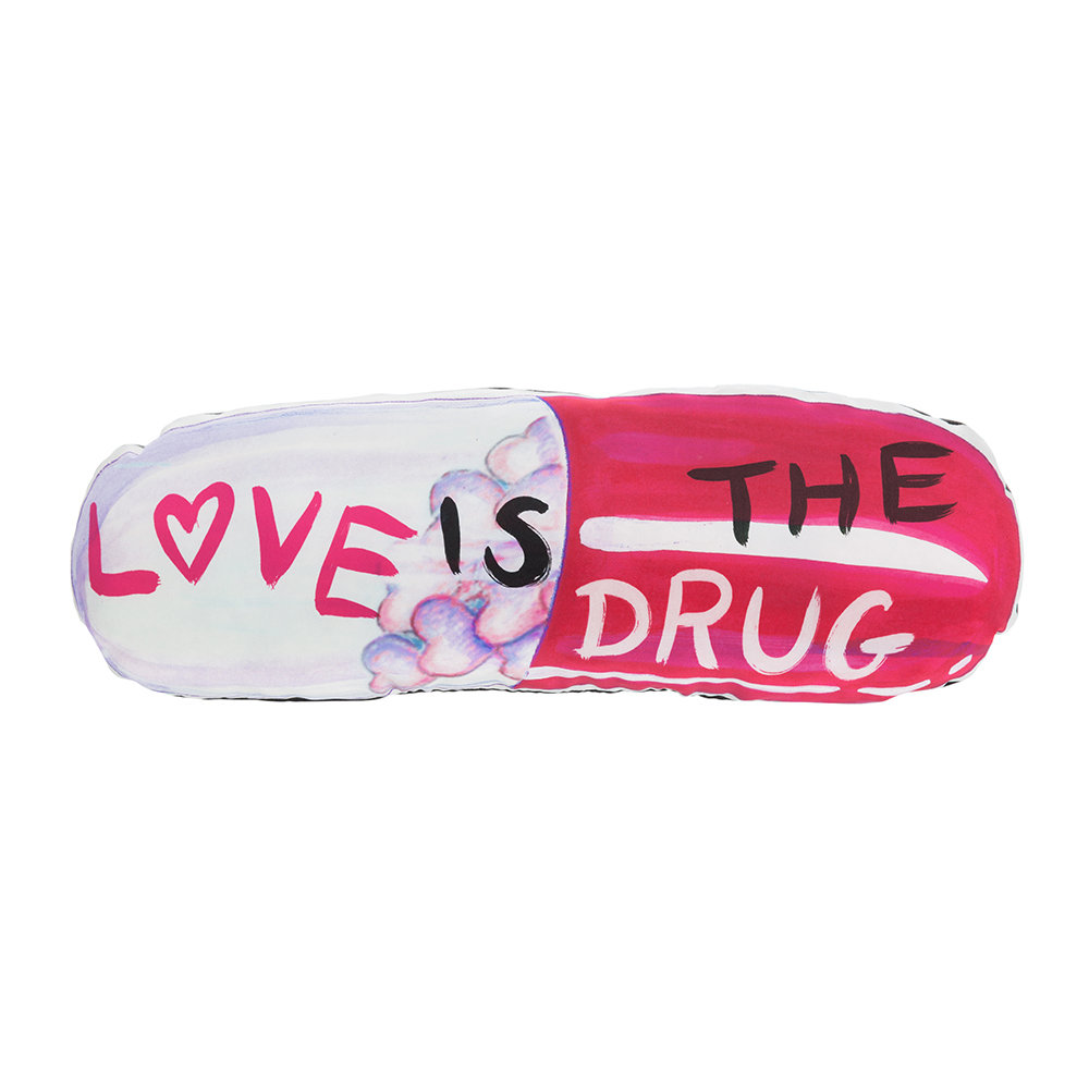 Age of Reason - Love is the Drug Cushion - Large