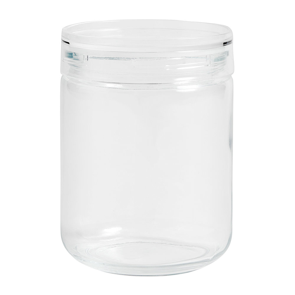 HAY - Stackable Japanese Glass Jar - Large