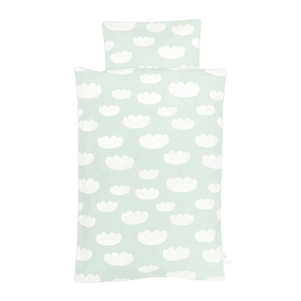 Ferm Living  Cloud Duvet Cover  Rose  Single