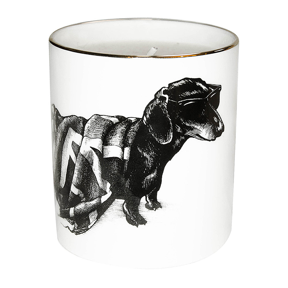 Rory Dobner - Cutesy Candle - Hot Dog