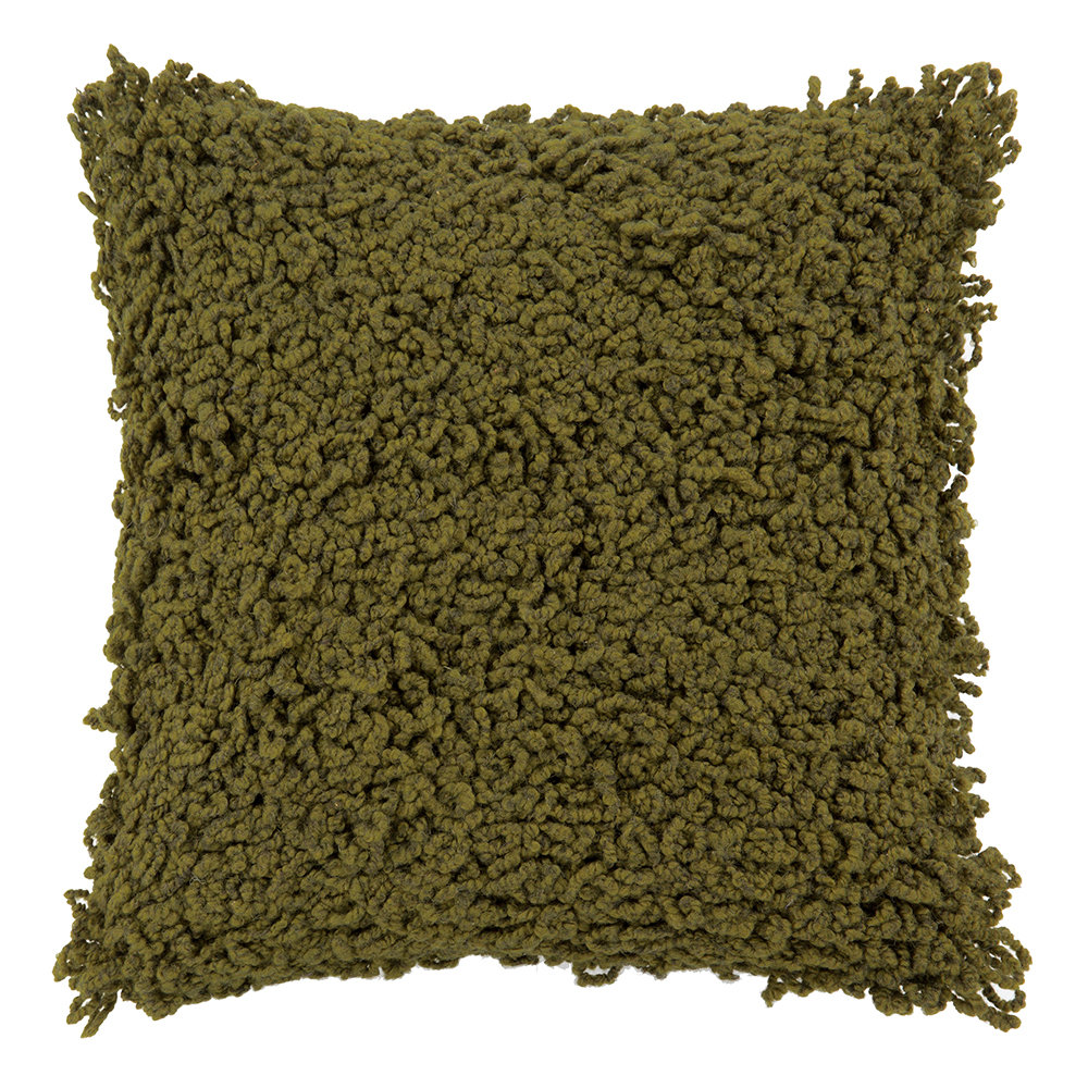 Tom Dixon - Boucle Cushion - 45x45cm - Khaki