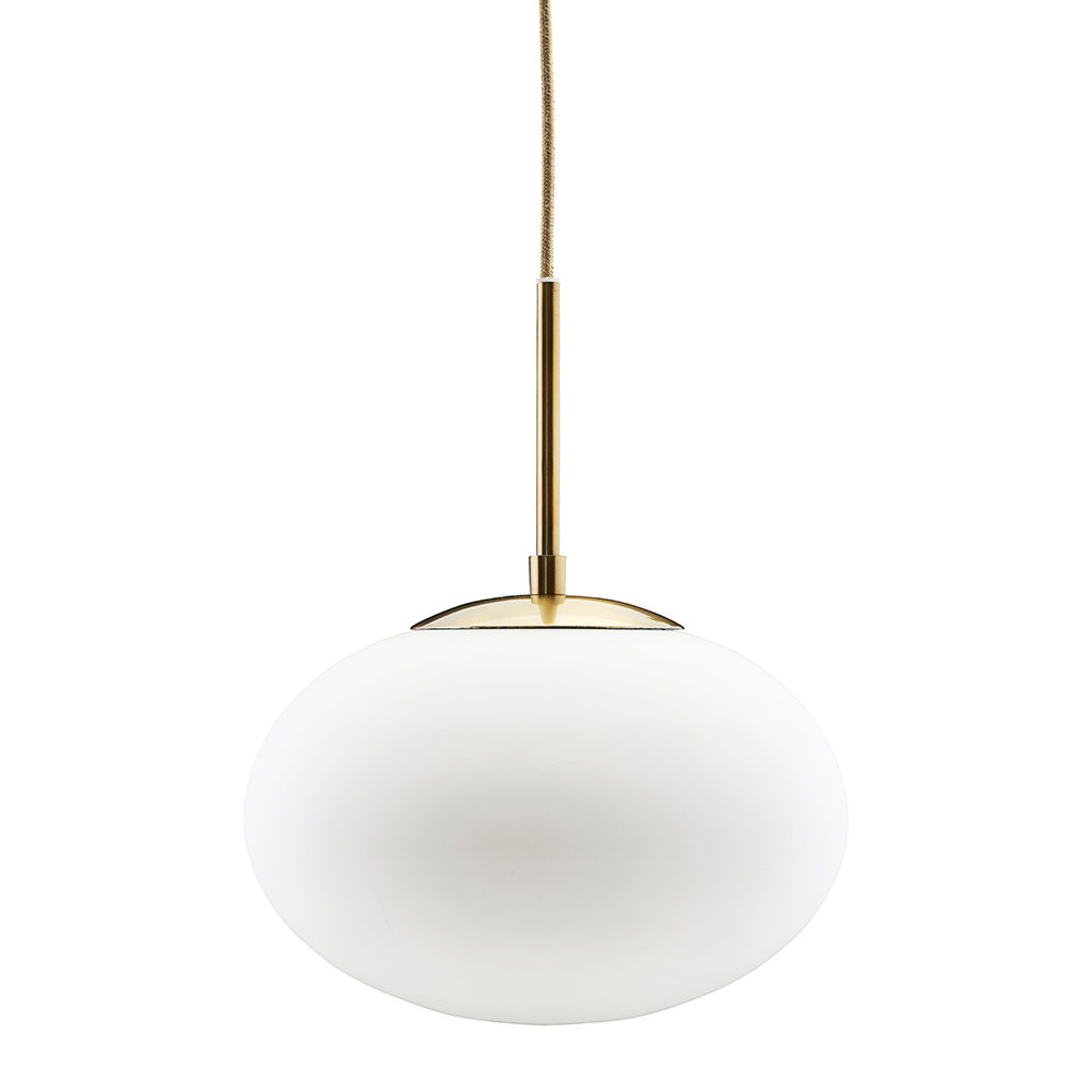 White Ceiling Lamps: Buy House Doctor Opal Ceiling Lamp - White
