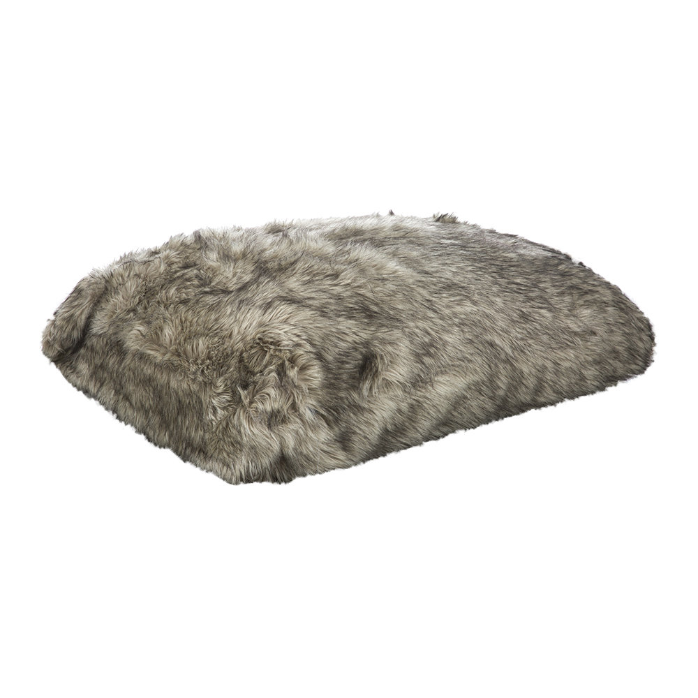 Lord Lou - Max Dog/Cat Bed - Grey Wolf - Large