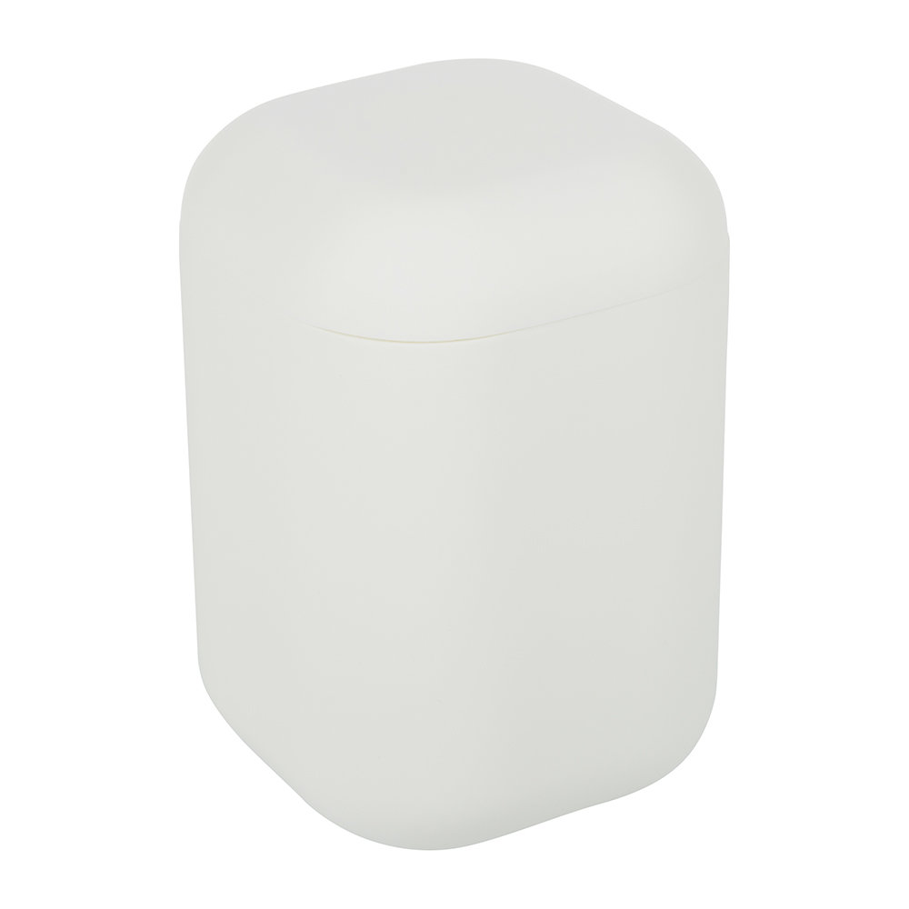 Tina Frey Designs - Hotel Collection Lidded Ice Bucket - White
