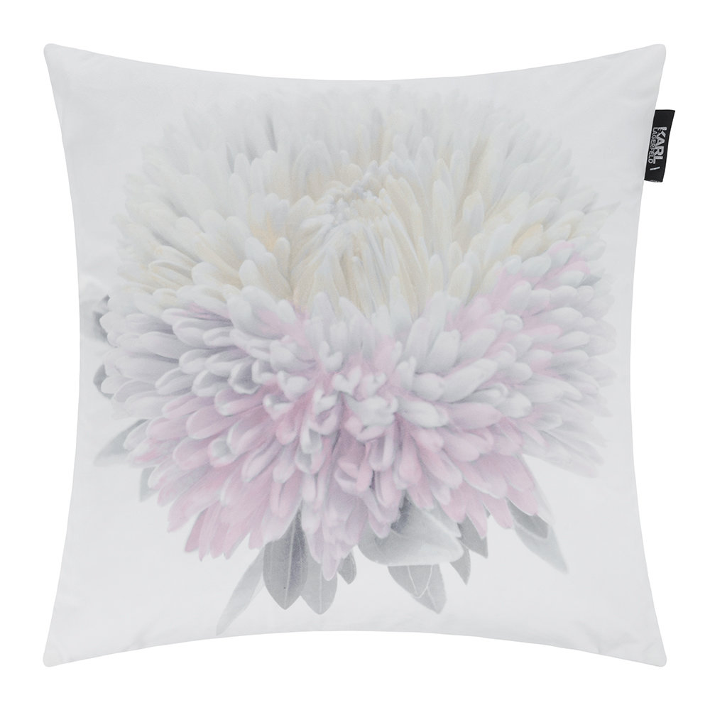 Karl Lagerfeld  Adahli Floral Bed Cushion  45x45cm