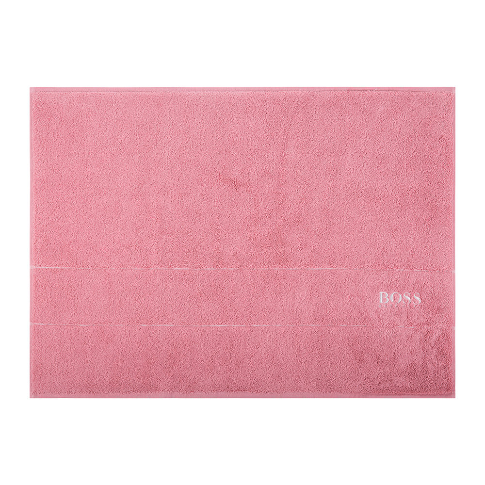 Hugo Boss - Plain Bath Mat - Tea Rose