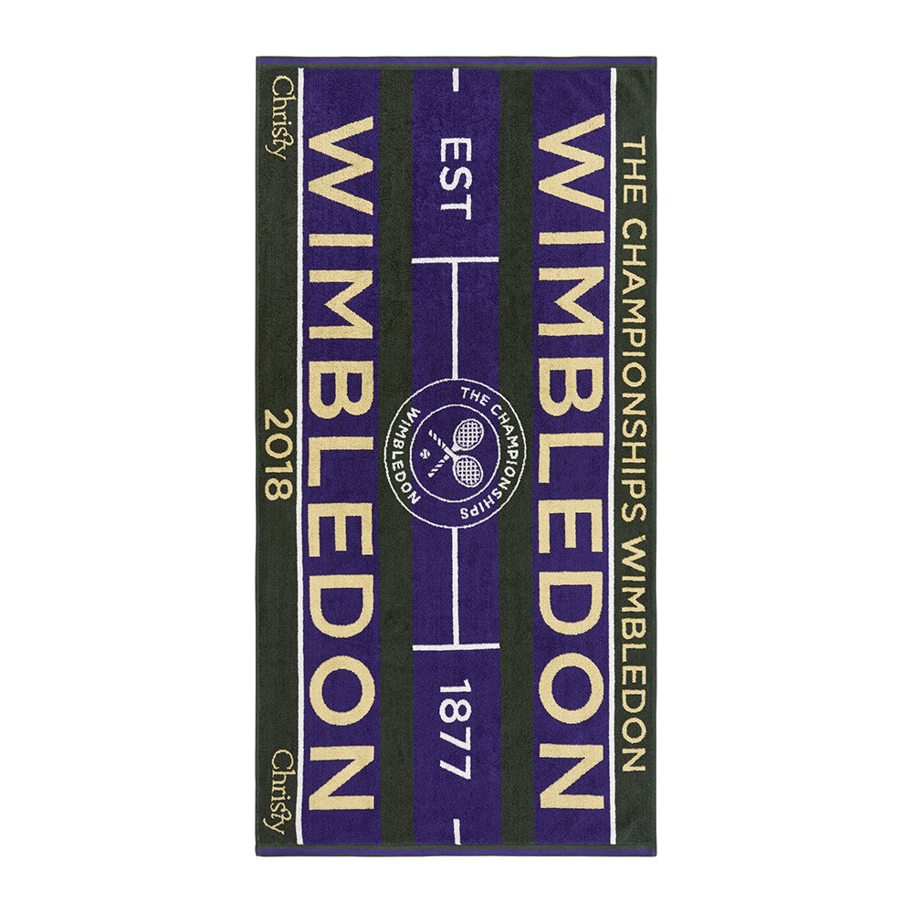 The Championships Wimbledon - Championship Towel - 2018 - Men's
