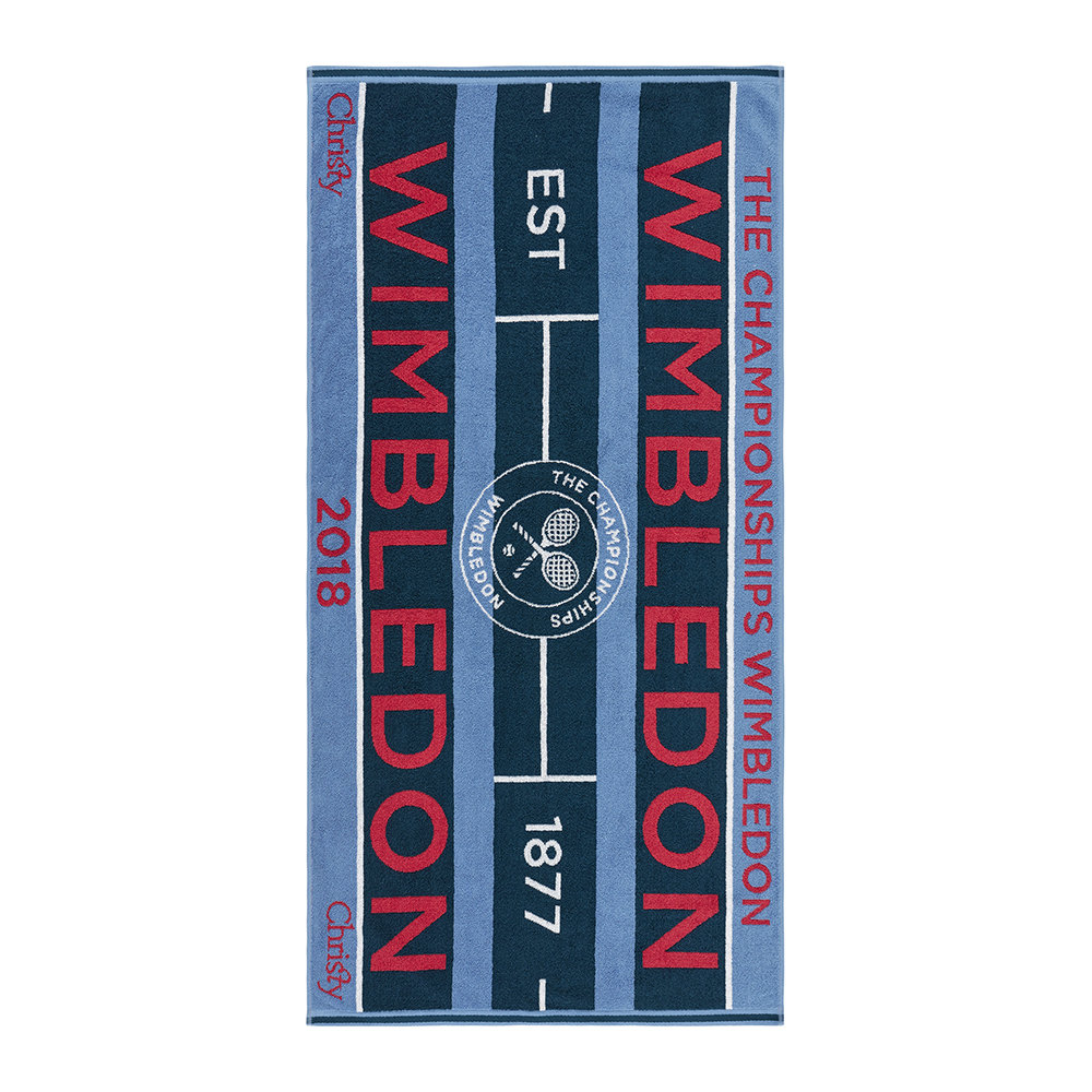 The Championships Wimbledon - Championship Towel - 2018 - Ladies'