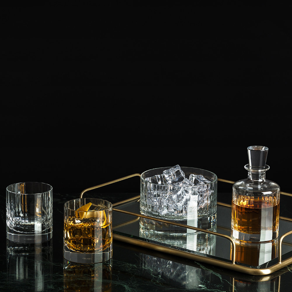 acheter richard brendon double verre whisky old. Black Bedroom Furniture Sets. Home Design Ideas