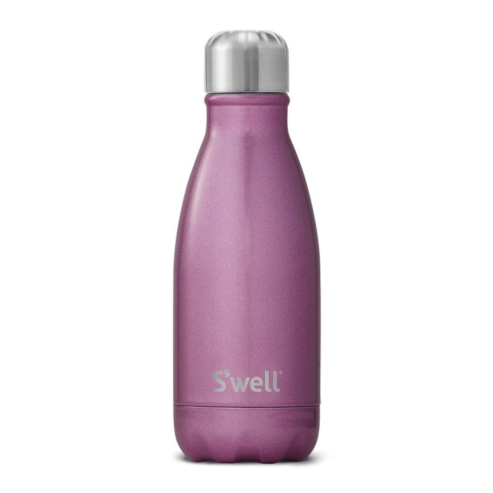 S'well - The Glitter Bottle - Orchid - 0.26L