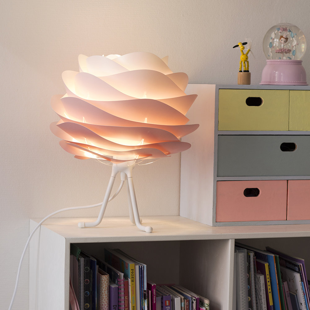UMAGE - Carmina Lamp Shade - Baby Rose - Mini