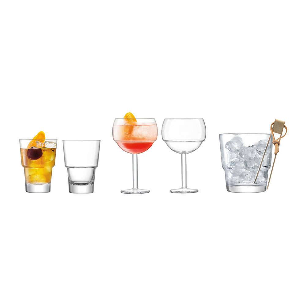 LSA International LSA International – Mixologist Cocktail Ice Set