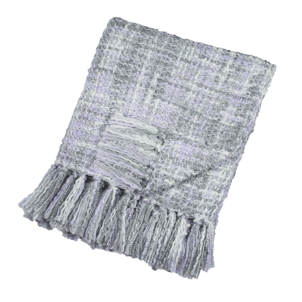 DKNY - Boucle Throw - 127x152cm - Grove