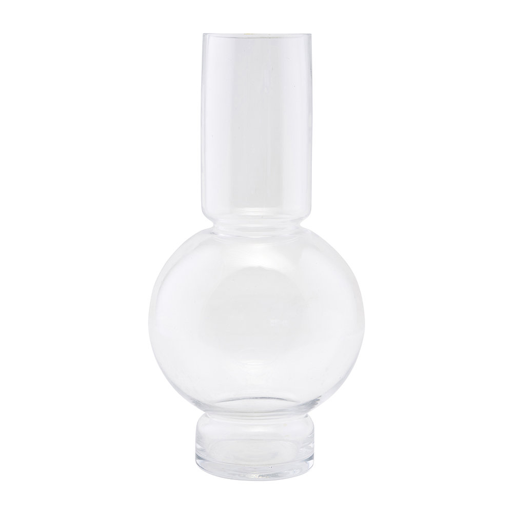 House Doctor - Bubble Vase - Glass - Clear